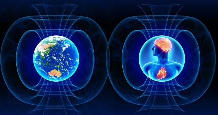 szívtér föld mágneses mező